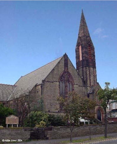 Abbey Road Wesleyan Methodist Church, Barrow In Furness, Cumbria.
