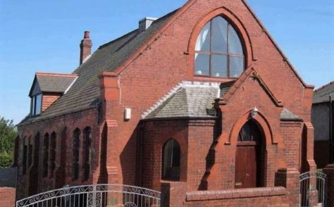 Hawcote Wesleyan Methodist Church, Cliffe Lane, Barrow-in-Furness, Cumbria