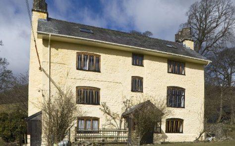 Wesleyan Meeting Room, Devanner, Powys