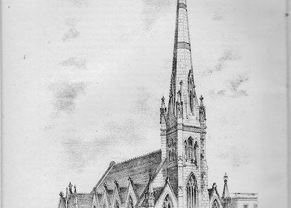 Clapton Wesleyan chapel