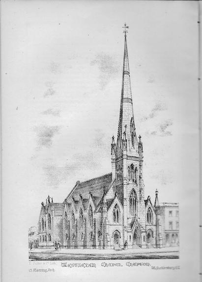 Clapton Wesleyan chapel | Wesleyan Chapel Committee, 1866