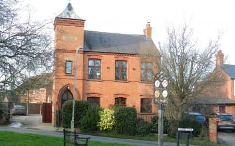 Old Dalby Wesleyan Methodist Chapel