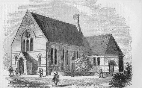 Finchley, King Street Wesleyan chapel