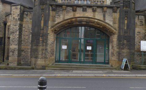 Sheffield, Crookes, Wesley Hall Wesleyan Methodist Chapel, Yorkshire