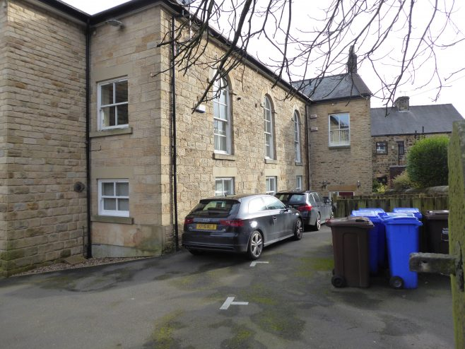 02 Sheffield, Crookes, School Road Wesleyan Chapel, west side, 14-02-2020