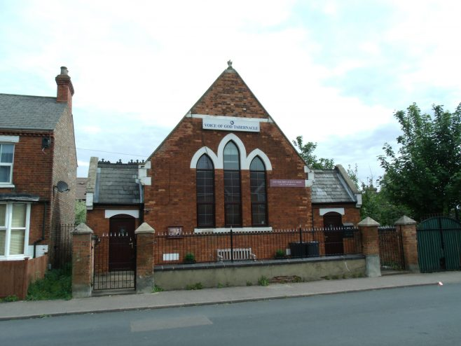 Sunday School, Southend Wesleyan Methodist Chapel, Offa Road, Bedford