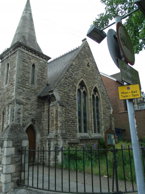 Southend Wesleyan Methodist Church, Ampthill Road, Bedford