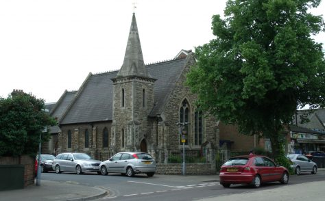Bedford, Southend Wesleyan Methodist Church, Ampthill Road