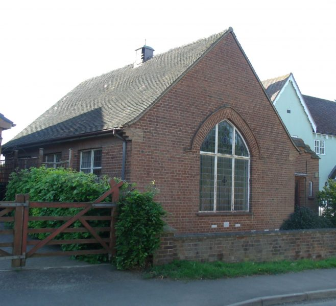 Moggerhanger Wesleyan Methodist Chapel
