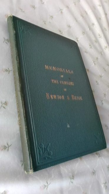 Rev Julius Brigg-writings
