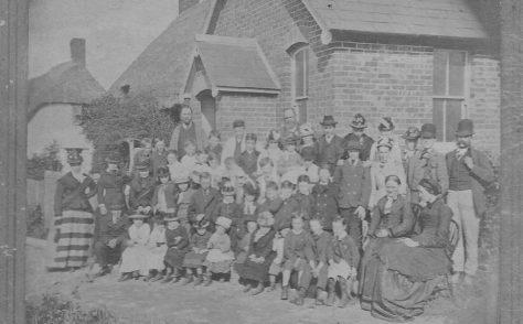 South Marston Wesleyan Methodist chapel