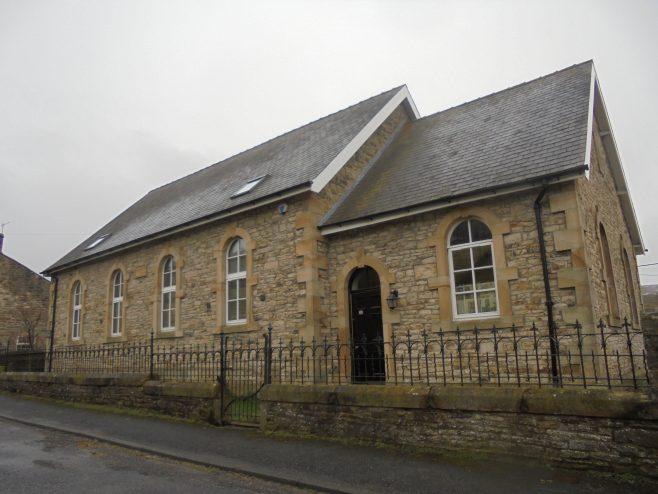 Allenheads (Allendale) Wesleyan Methodist Chapel