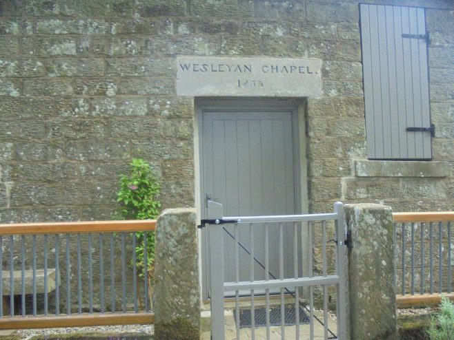 Danby Botton Wesleyan Methodist chapel iii | Linda Robertson