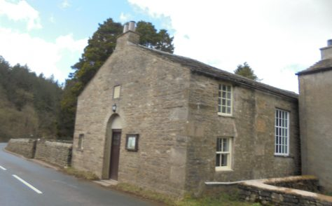 Garsdale Low Smithy Wesleyan Methodist chapel