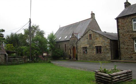 Henshaw Wesleyan Methodist Chapel,  Northumberland