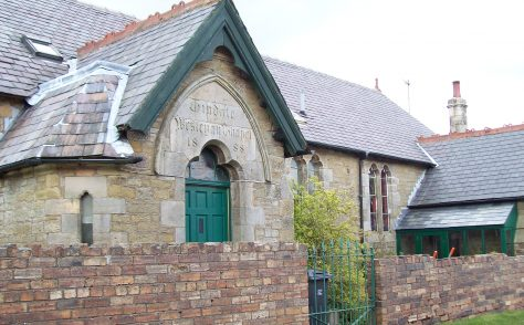 Tindale Wesleyan Methodist Chapel, Cumbria