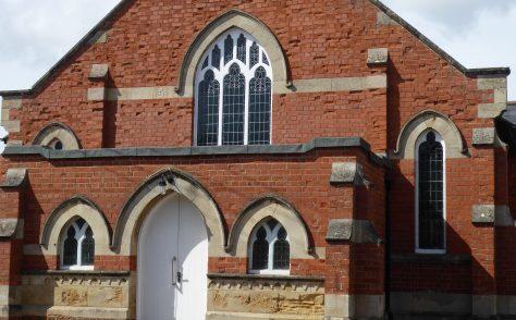 Thurlby Wesleyan Methodist Chapel (ii), Lincolnshire