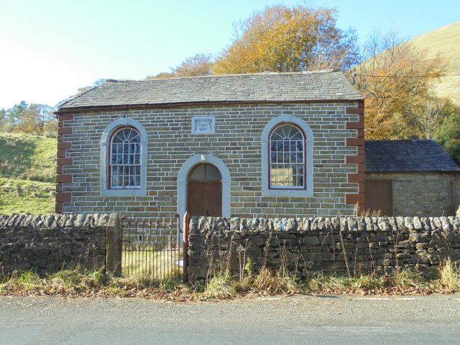 Cautley Chapel, Cumbria, Wesleyan Methodist