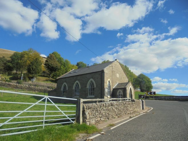Allgreave, Wesleyan Methodist Church , Cheshire