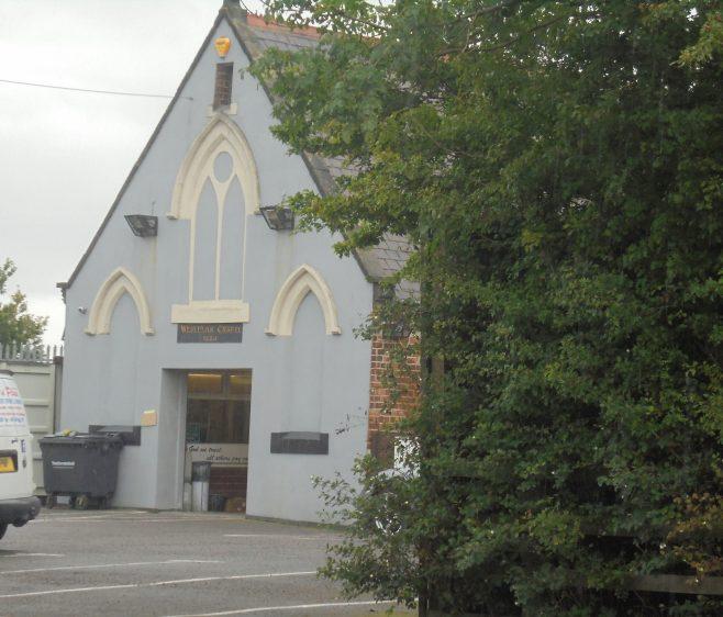 Bebside, Northumberland Wesleyan Methodist