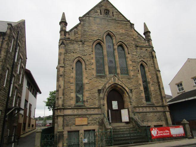Haltwhistle Methodist Church, Northumberland