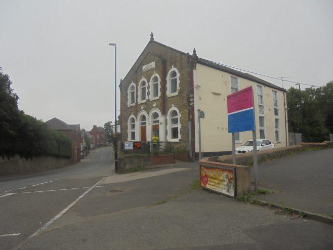 Hetton le Hole, Co Durham. Wesleyan Methodist