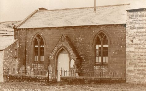 Knock Wesleyan Methodist chapel, Cumbria