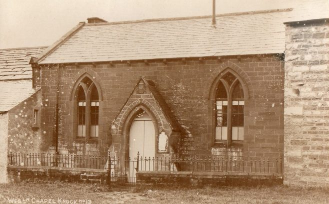 Image of the chapel c1900 | Image from the collections of the Newcastle upon Tyne District Archives