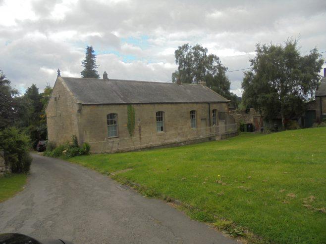 Wall, Wesleyan Methodist Chapel, Northumberland