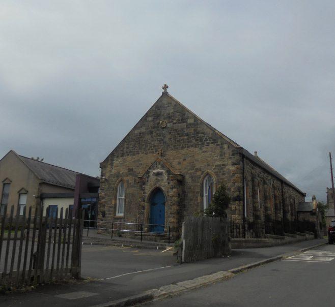 Wylam Methodist Church, Northumberland