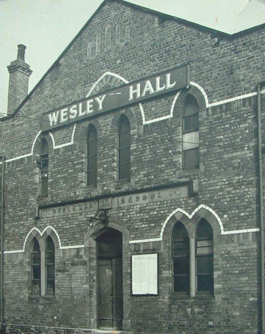 Percy Street Wesleyan Chapel, Tynemouth