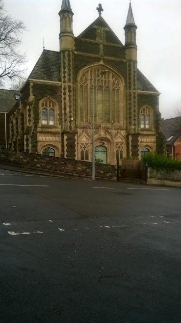 Wesleyan Methodist chapel, Barry, Vale of Glamorgan
