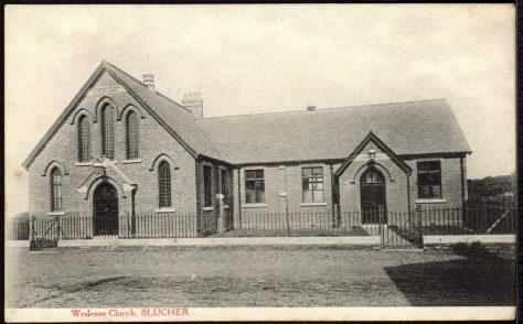 Blucher Wesleyan Methodist, Newcastle on Tyne