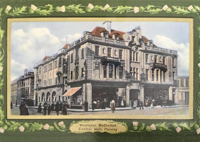 Paisley Wesleyan Methodist Central Hall