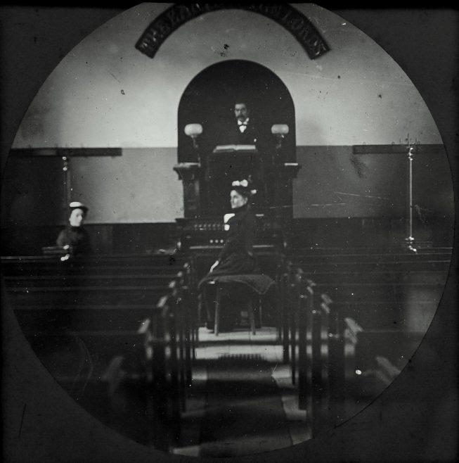 Albert Road Wesleyan Chapel Widnes: Internal