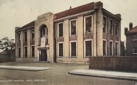Rose Hill Central Hall (Mitcham)
