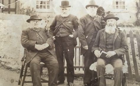 Cornish Wesleyan Local Preachers the St Mawes Circuit 1900