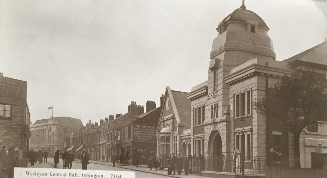 Ashington Central Hall