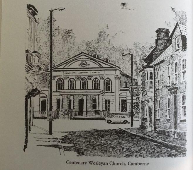 Camborne Centenary Wesleyan Church Cornwall