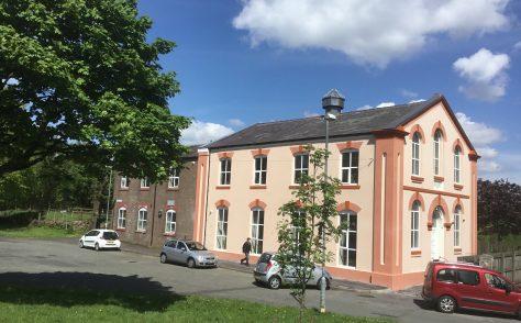 Syke former United Methodist Free Church, Rochdale