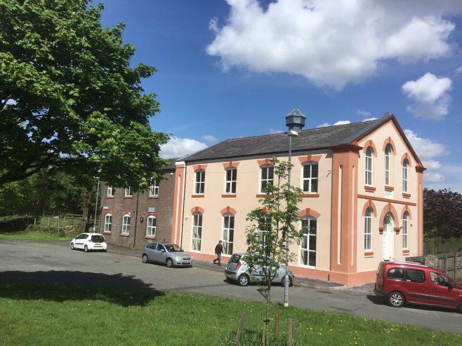 Syke former United Methodist Free Church Rochdale