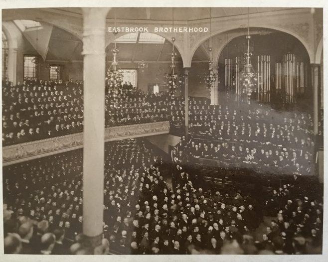 Eastbrook Hall Brotherhood Bradford Yorkshire