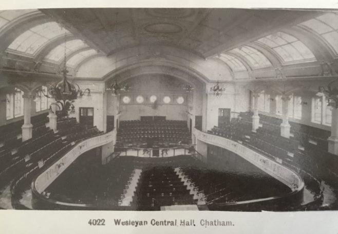 Chatham Wesleyan Central Hall