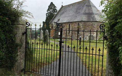 Pipers Pool former Wesleyan Chapel near Launceston