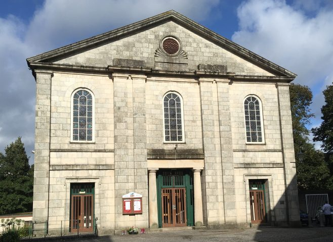 TRURO formerly St Mary Clement Methodist Church