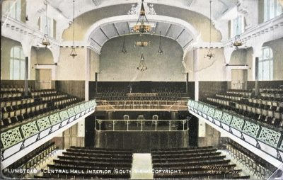 Plumstead Central Hall