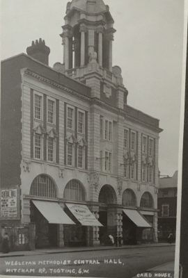 TOOTING Central Hall (Mitcham Road)