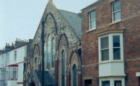 Weymouth Derby Street Wesleyan Methodist chapel