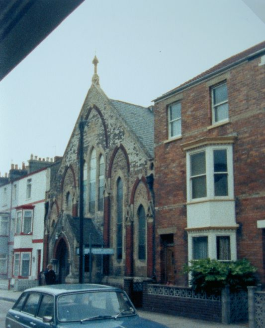 Weymouth Derby Street Wesleyan Methodist chapel | Keith Guyler 1988