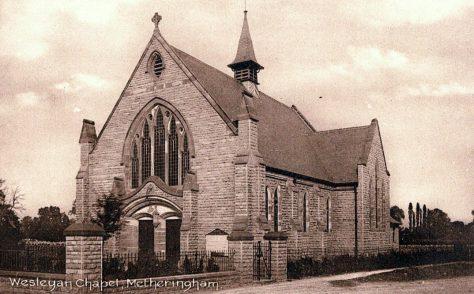 Metheringham Wesleyan Methodist Chapel